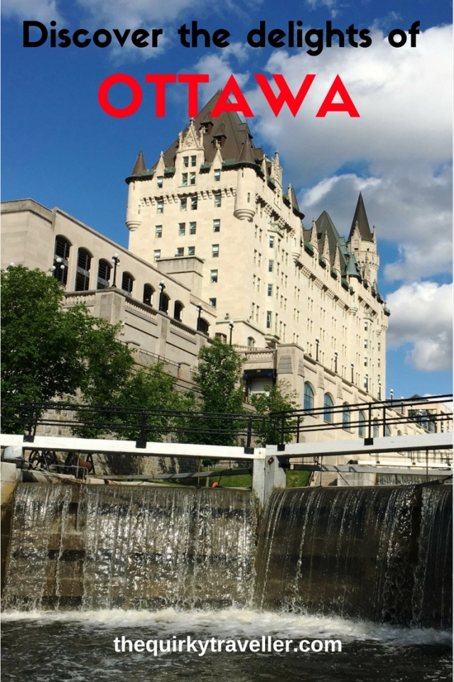 Discover the delights of Ottawa, capital of Canada