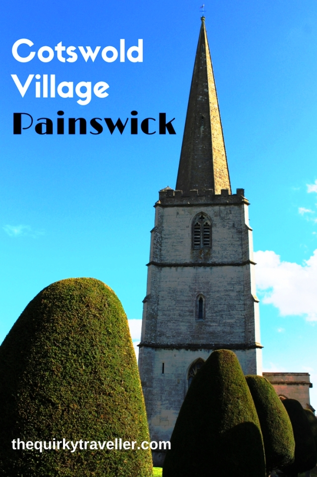 Guide to Painswick Cotswolds village - The Quirky Traveller