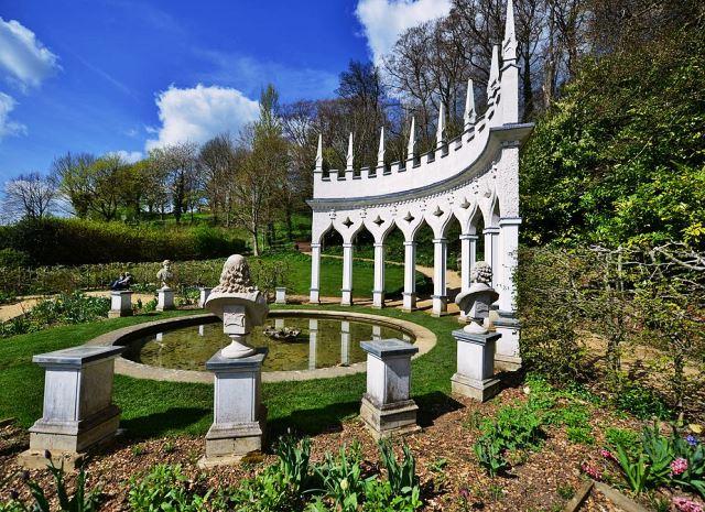 Painswick Rococo Garden - photo HartlepoolMarina2014