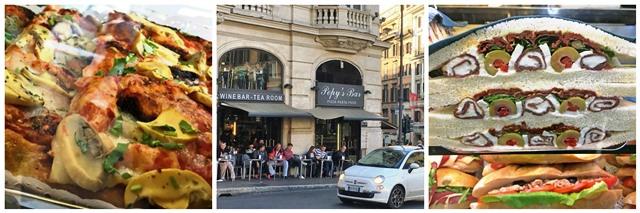 Pepy's Bar Pizzeria Rome