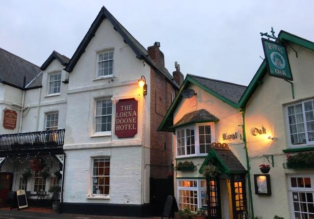 Porlock Exmoor
