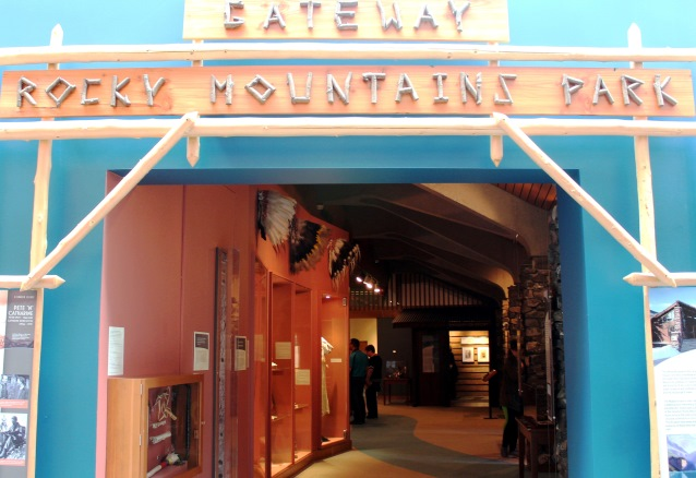 Rocky Mountains Park - Whyte Museum Banff