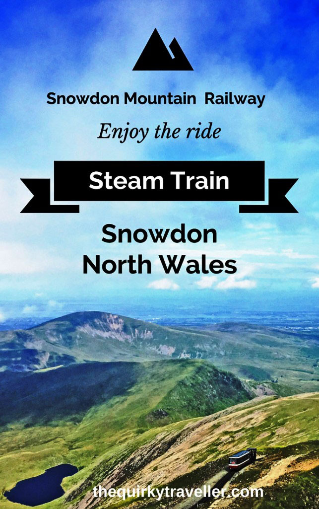 Snowdon Mountain Railway North Wales - image Zoe Dawes