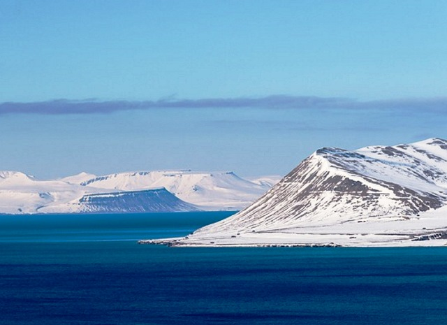 Svalbard Norway Europe