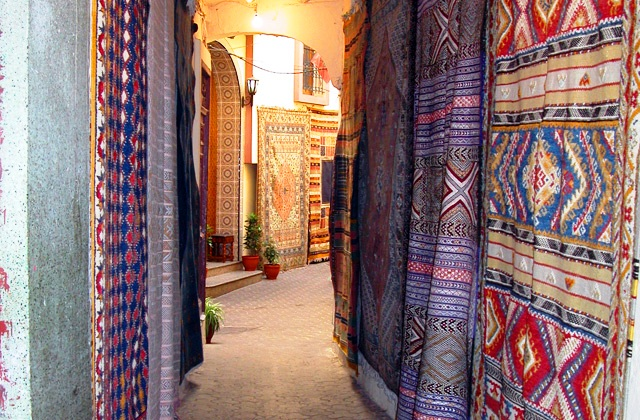 Tangier Medina, Morocco