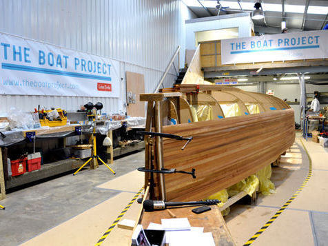 The Lone Twin Boat Project