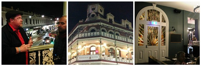 The National Hotel in Fremantle
