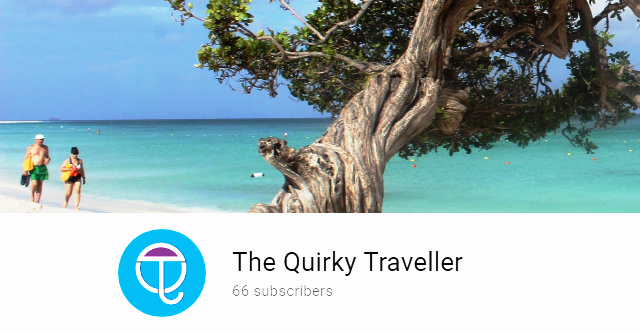 The Quirky Traveller You Tube Channel