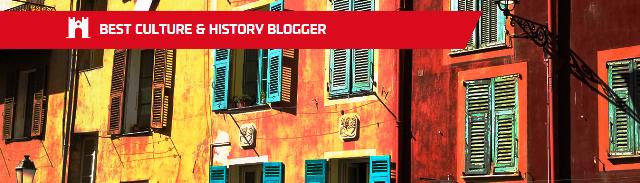 Top History Culture Blogger Zoe Dawes