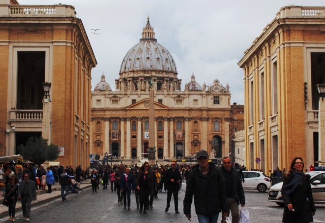 The Vatican City - 48 hours in Rome