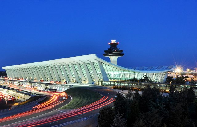 Washington Dulles International Airport - photo Joe Ravi