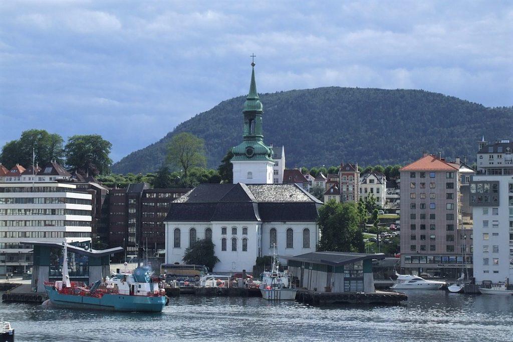 Nykirken in Bergen - image by Pudelek