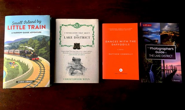 Four special Lake District Books Cumbria
