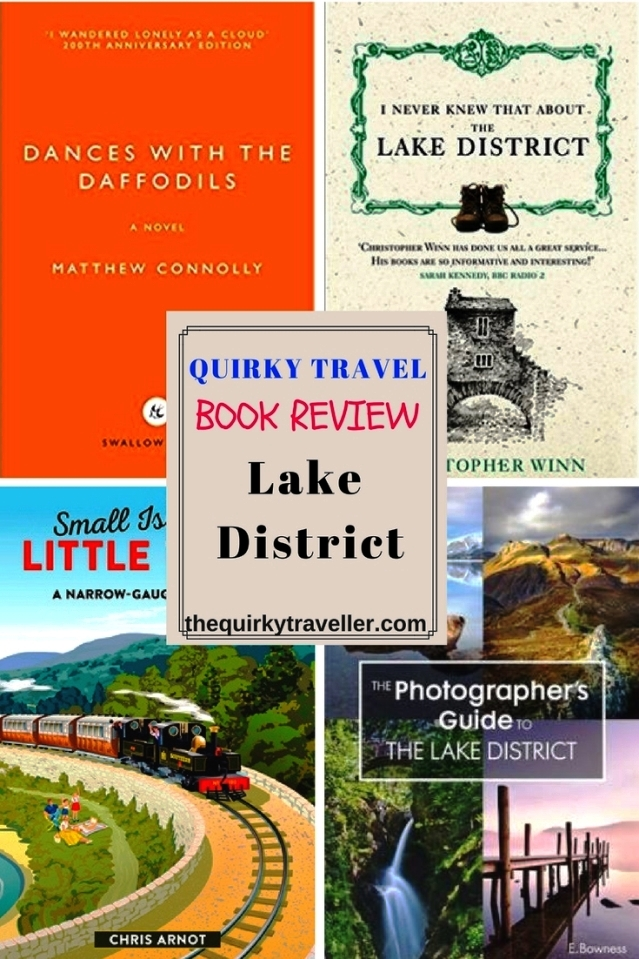 Quirky Traveller 4 Book Reviews of the Lake District