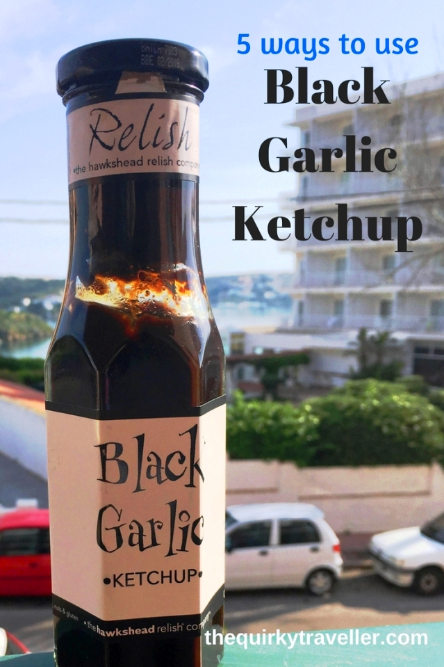 5 ways with Hawkshead Relish Black Garlic Ketchup