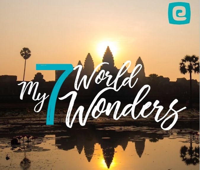 My 7 World Wonders with Exodus Travels