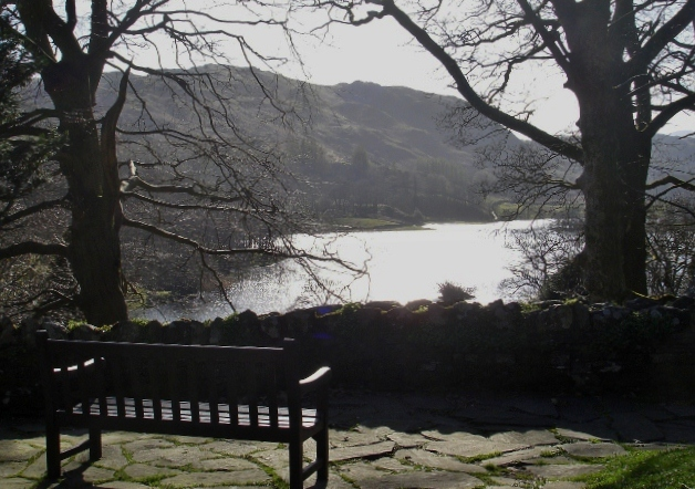 Rydal Water from Rydal Mount
