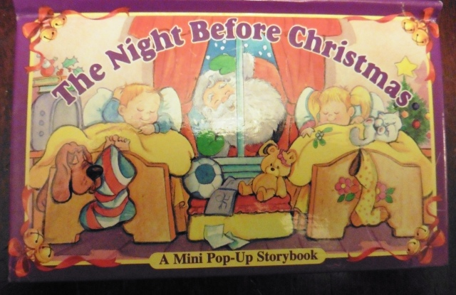 'The Night Before Christmas' Grandreams pop-up book
