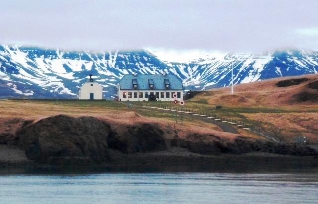 Viday Island Iceland