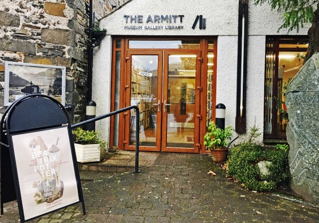 Armitt Museum Library Ambleside Cumbria - photo Zoe Dawes