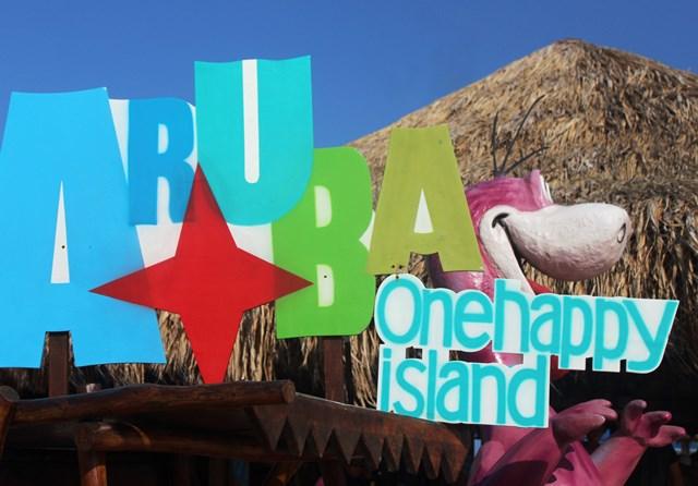 Aruba - one happy island