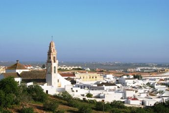 Ayamonte Panorama Spain - photo Marc Ryckaert