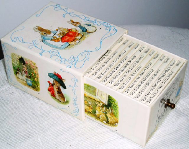 Tales of Beatrix Potter books