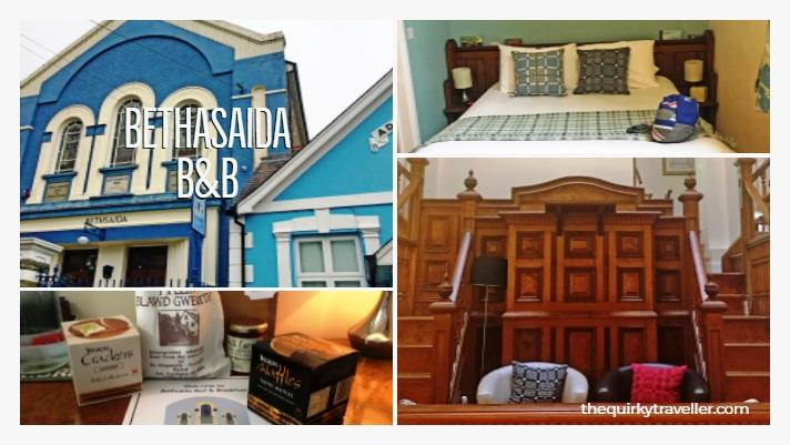 Bethsaida B&B Pembrokeshire