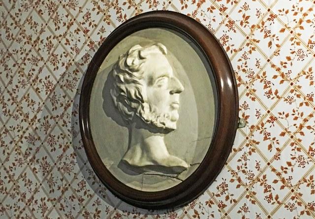 Branwell Bronte by JB Leyland Haworth Bronte Parsonage Museum
