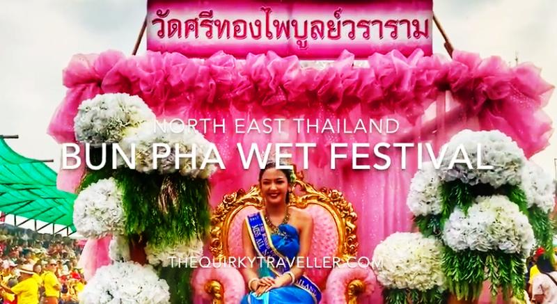Bun Pha Wet Fair Roi Et - image Zoe Dawes