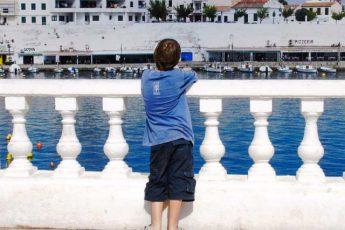 Calas Fonts Es Castell Menorca