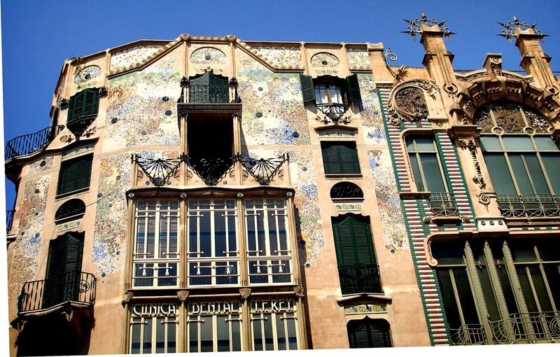 Can Forteza Rey building Palma Majorca