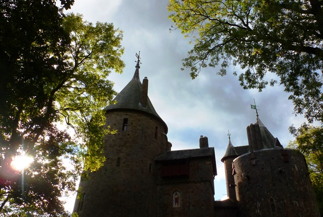 Castell Coch Wales - photo zoe dawes