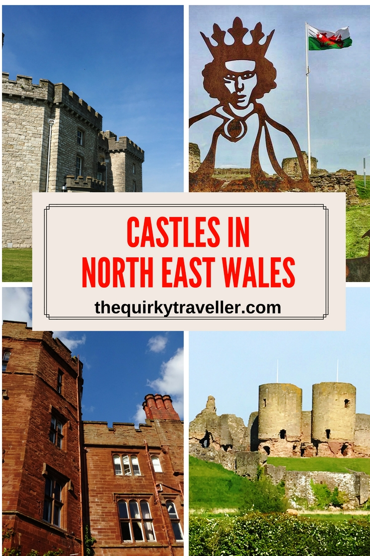 Castles in North East Wales