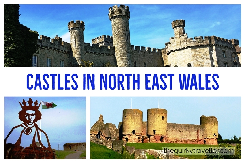 Castles in North East Wales - The Quirky Traveller