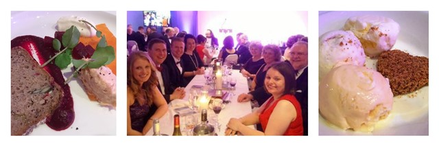 Cumbria Family Business Awards Dinner - Castle Green Hotel Kendal
