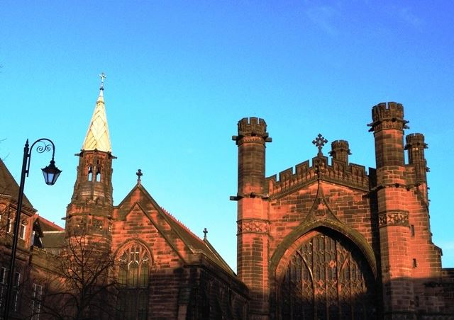 Chester Cathedral Cheshire - photo zoedawes