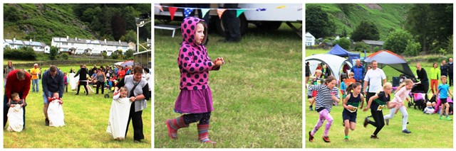 Langdale Show events