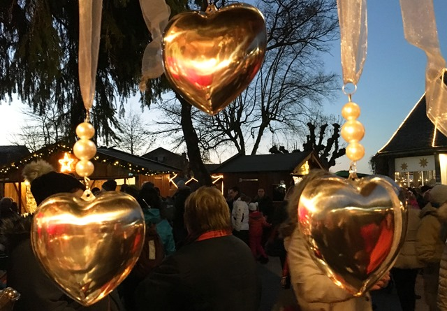 Christmas Hearts at Tegernsee