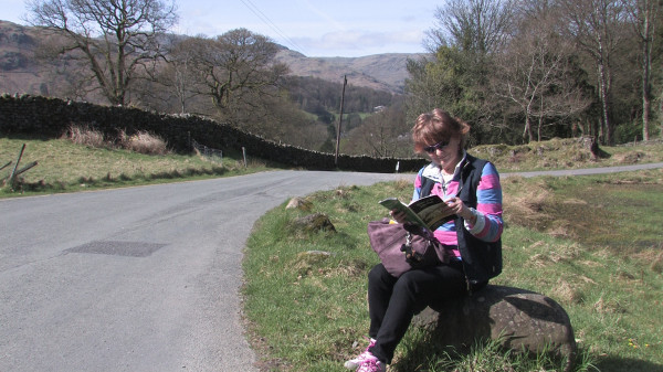 Wordsworth Coffin Walk - Grasmere to Rydal with The Quirky Traveller