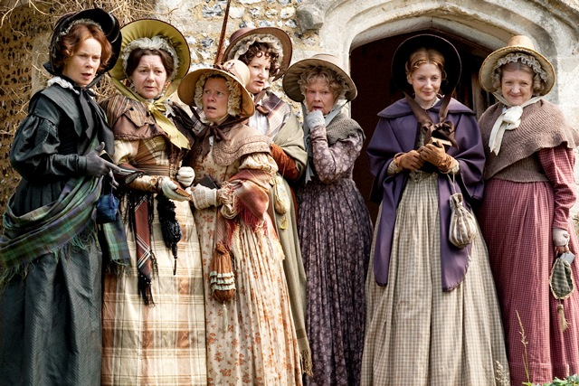 The Cranford Amazons - BBC TV series