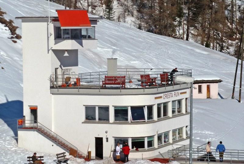 Cresta Run Club St Moritz