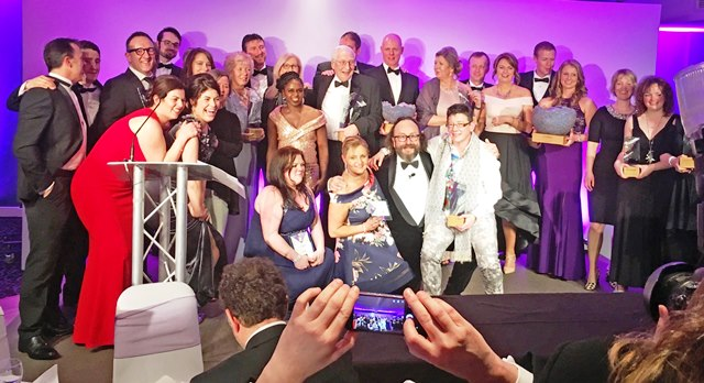 Cumbria Family Business Awards winners 2017