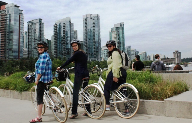 City Cycle Tour Vancouver - photo zoedawes