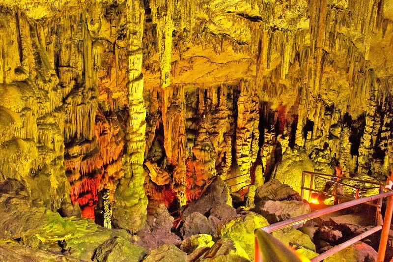 Dictaean Cave - Crete photo Visit Greece