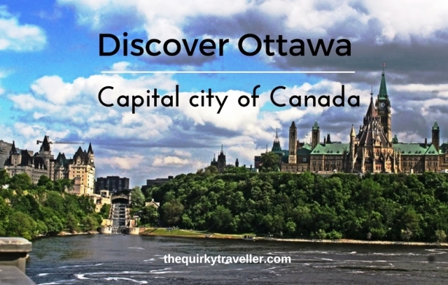 Discover Ottawa - capital city of Canada