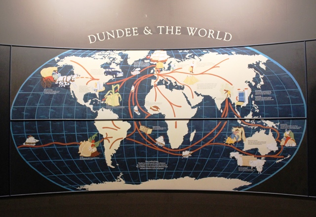 Jute - Dundee and the World, Scotland