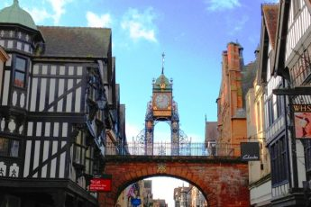 Chester Eastgate and Clock