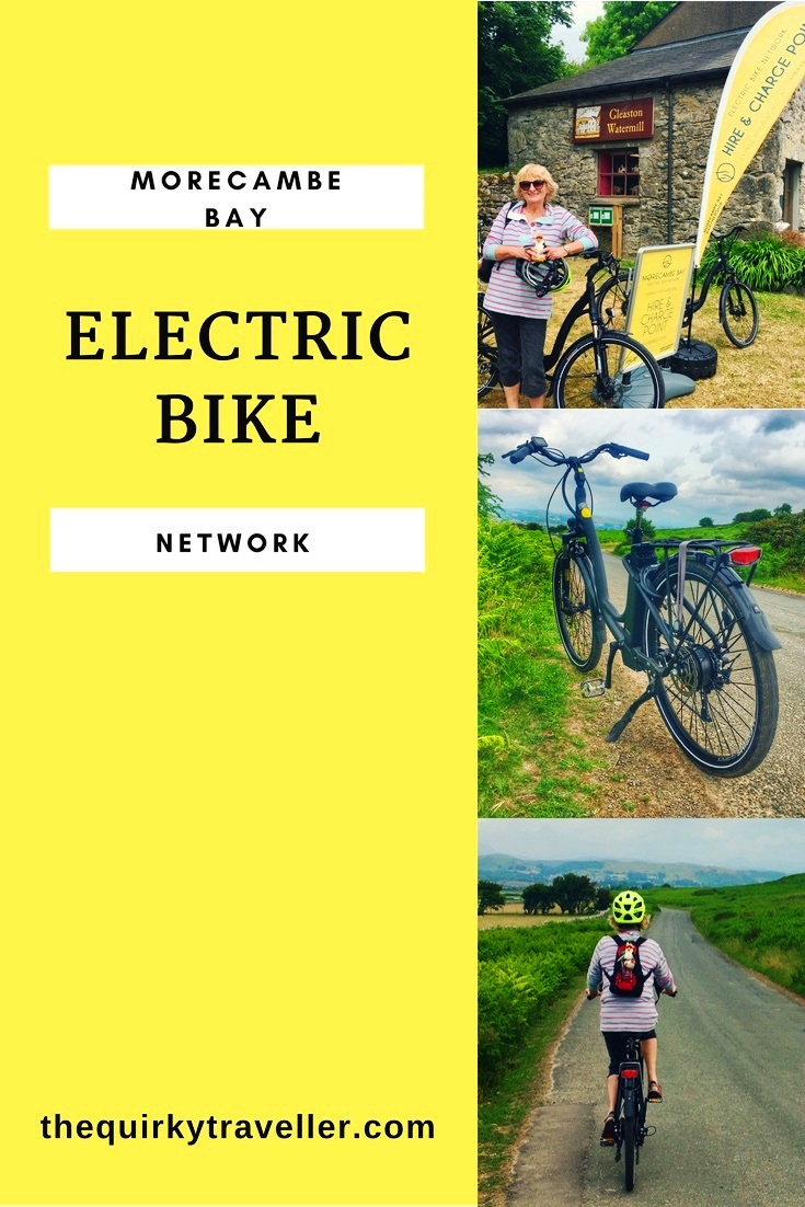 Morecambe Bay Electric Bike Network
