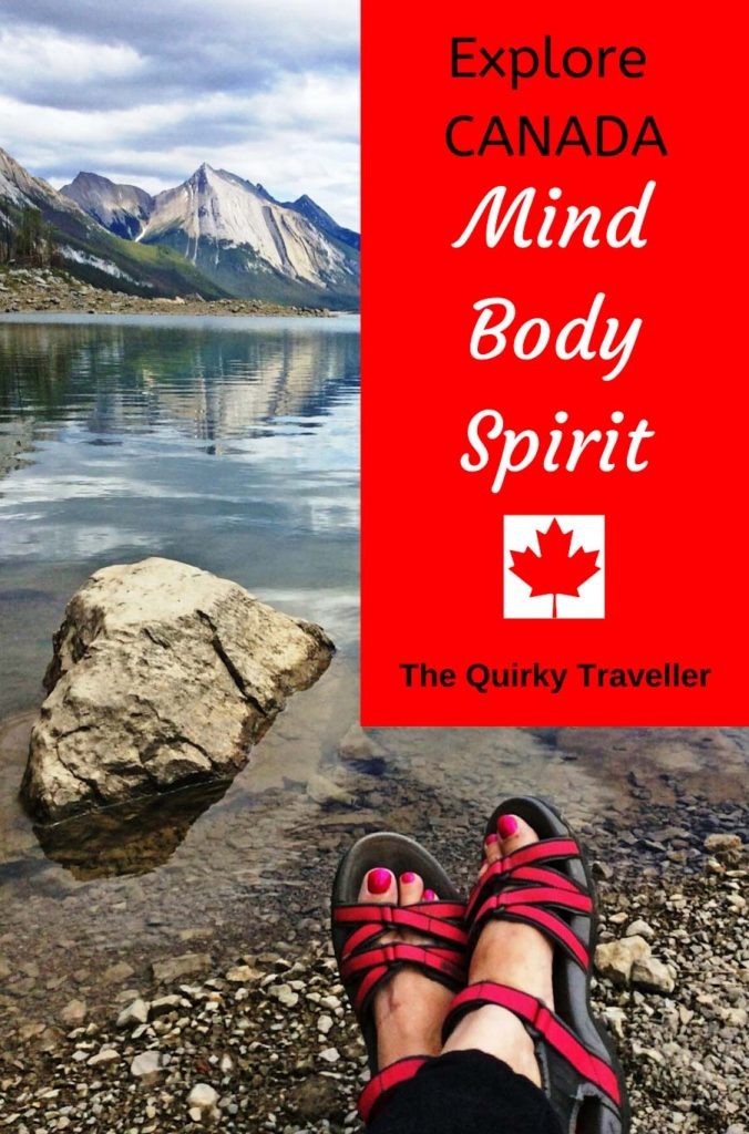 Explore Canada Mind Body Spirit